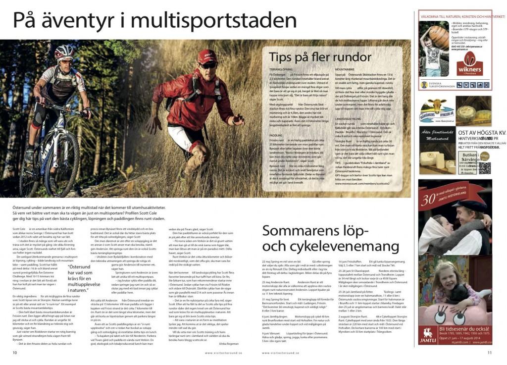 VisitÖstersund2014sommar - multisportstaden