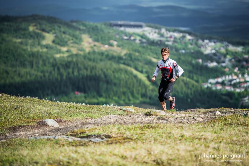 scott run Åreskutan