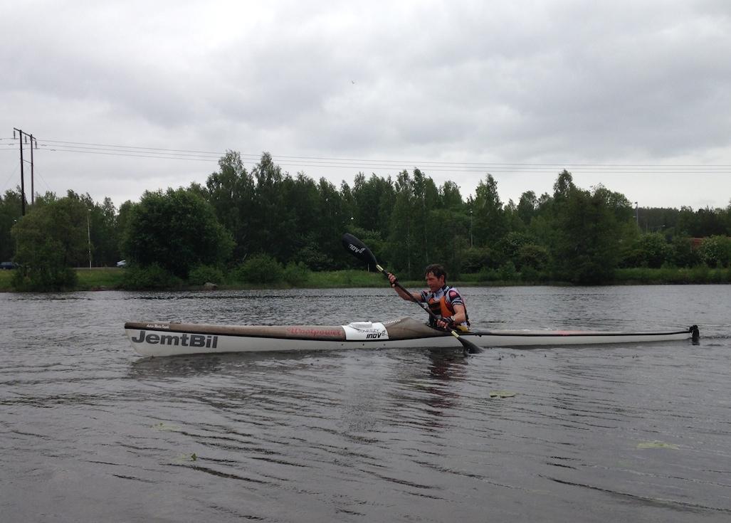 2 paddle