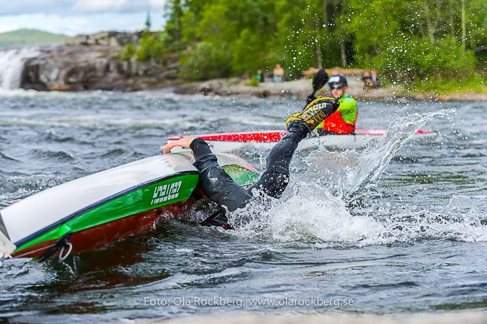 ola rockberg kayak flip