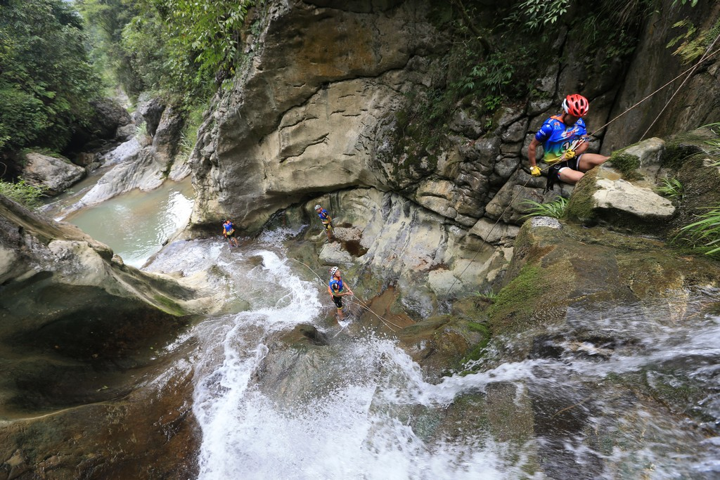 canyoning day 2