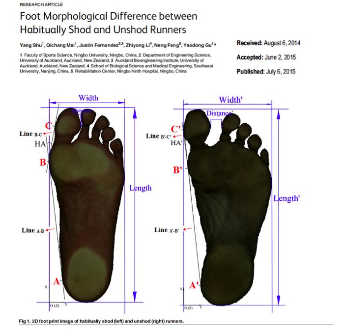 6 a foot